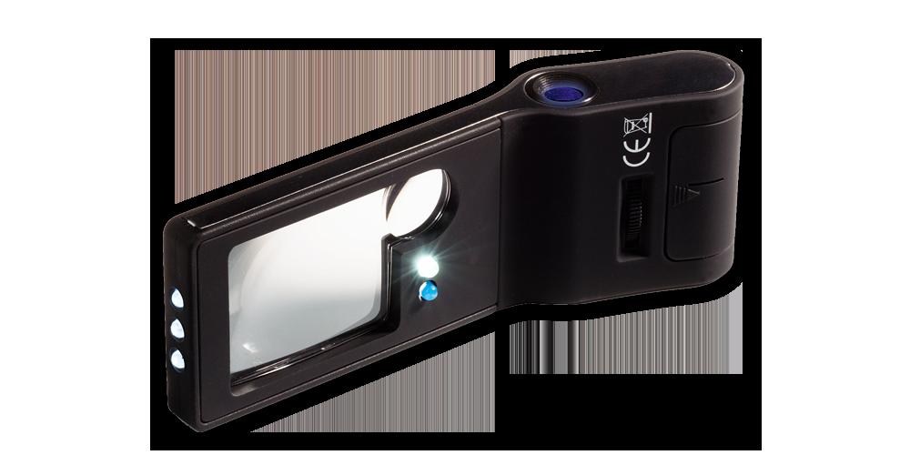 6-ühes LED-mikroskoop