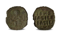 eesuse kujutisega autentne münt