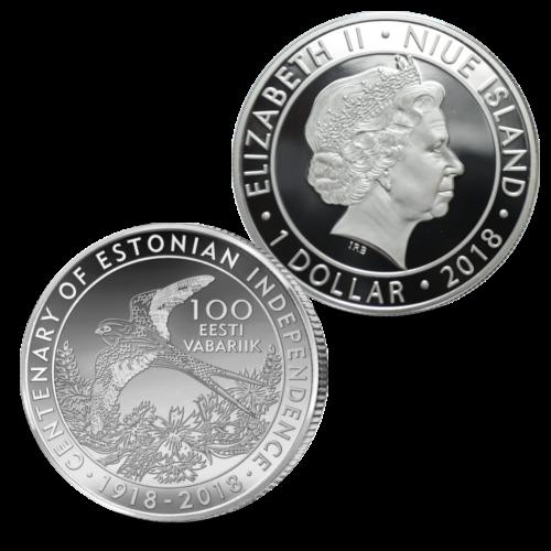 Eestis laseb münte käibele eranditult Eesti Pank