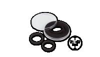 Suured CAPS XL mündikapslid: 21 - 62 mm tootele