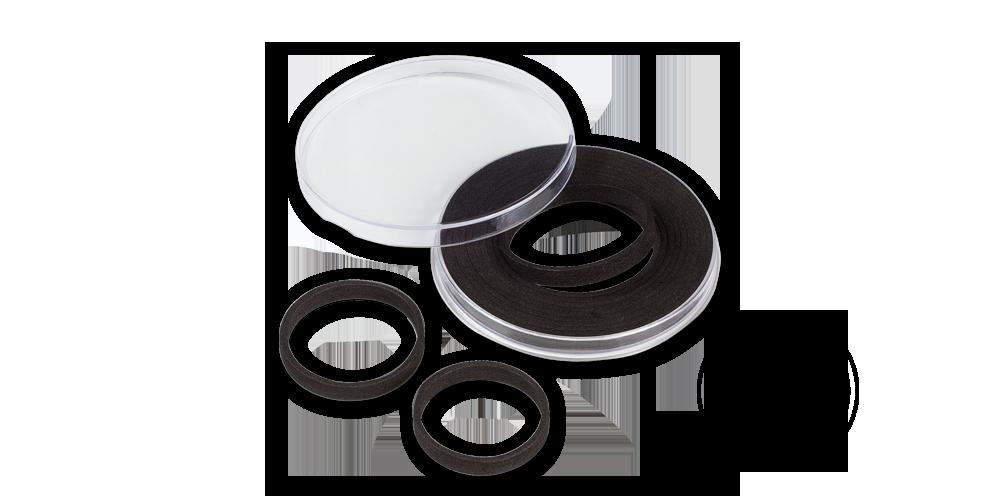 Suured CAPS XL mündikapslid: 53–101 mm tootele