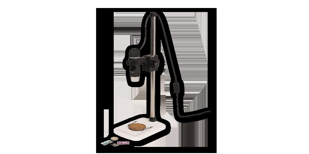 Digitaalne USB-mikroskoop statiiviga