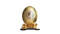 Esimene kolmemõõtmeline munakujuline münt