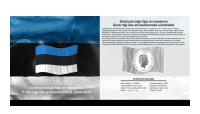 """Hõbemünt """"Eesti lipp""""2"""