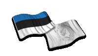 """Hõbemünt """"Eesti lipp"""""""
