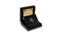 2020. aastal algavale roti aastale pühendatud hõbemünt