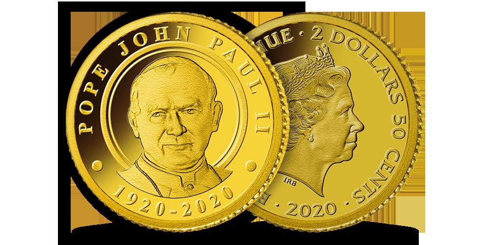 Paavst Johannes Paulus II 100. Sünniaastapäev