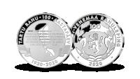 """Medal """"Tartu rahu 100. aastapäev"""""""
