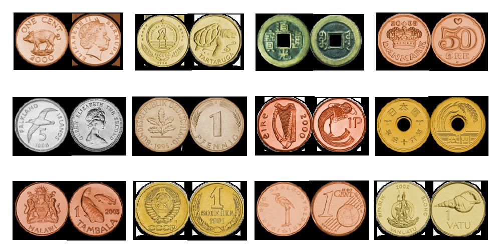 Kaksteist edutoovat münti