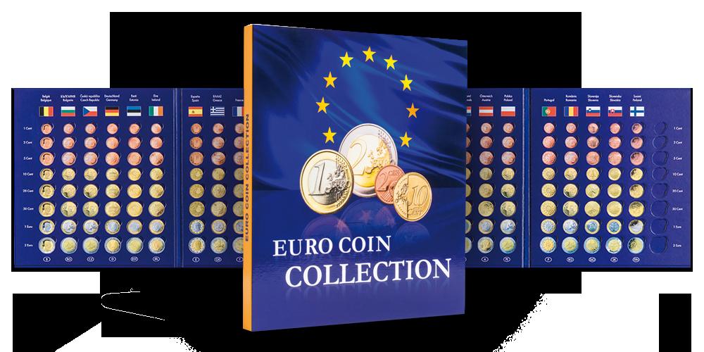 Mündialbum PRESSO euromüntide kogule