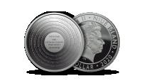"""Hõbemünt """"Tartu rahulepingu 100. aastapäev"""""""