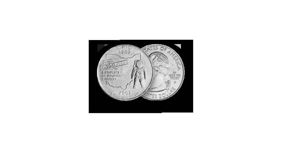 """Autentsete müntide komplekt """"Kosmose vallutamine""""8"""