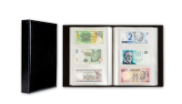 Must rahatähtedega album (300 paberrahale)