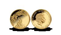 Puhtast kullast münt