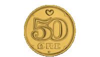 50 ore münt