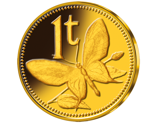 Liblikas münt