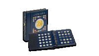 VISTA 2-euroste müntide album 80 mündile