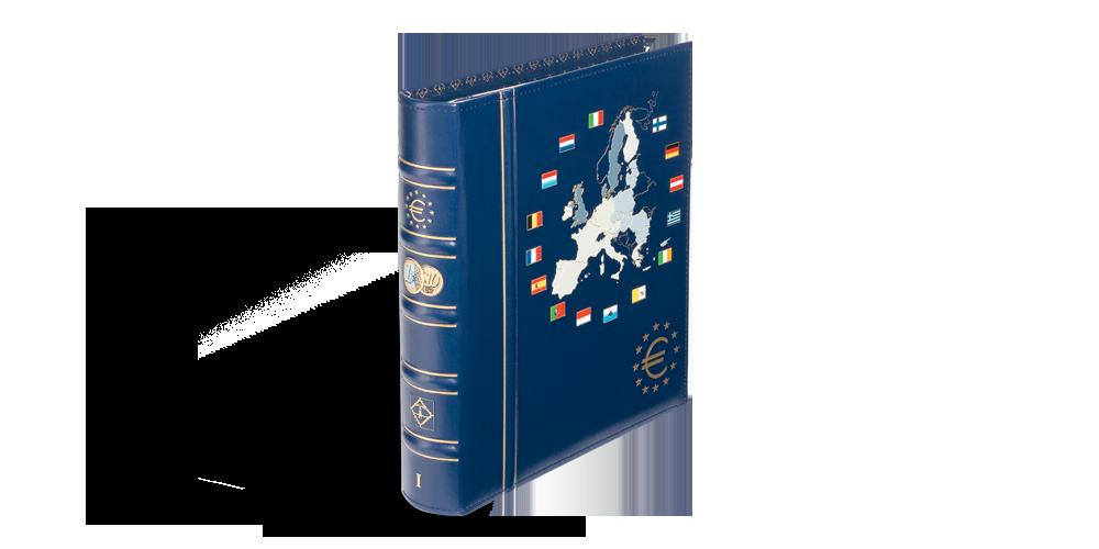 VISTA euromüntide album: Album 1