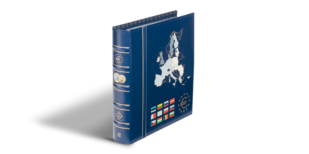 VISTA euromüntide album: Album 2